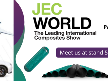 RBH goes to JEC the Leading Composite show on 3rd, 4th and 5th March 2020 in Paris!